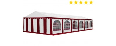 Cort Party 8 x 12m xxl Profi 3m