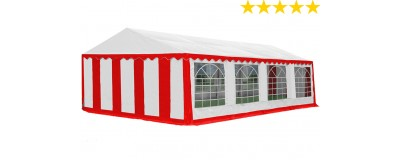 Cort Party 4 x 8m XXL Profi 2,6m