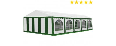 Cort Party 6 x 10m XXL Profi 2,6m